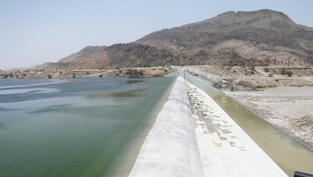 03A-Wadi As Sarim-Dams